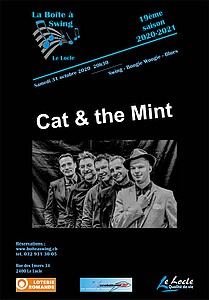 Cat & the Mint