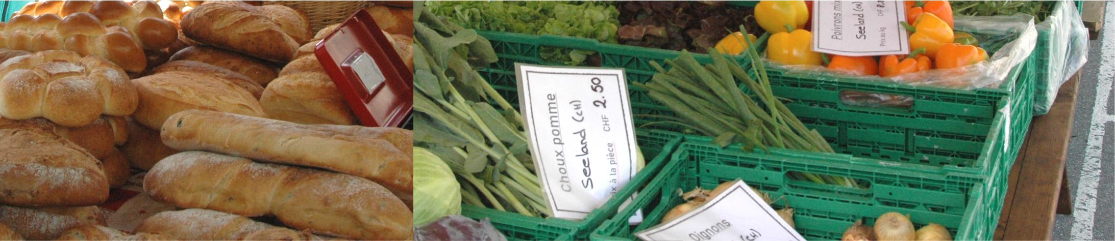 «P'tit marché du samedi matin»: reprise samedi 8 mai 2021