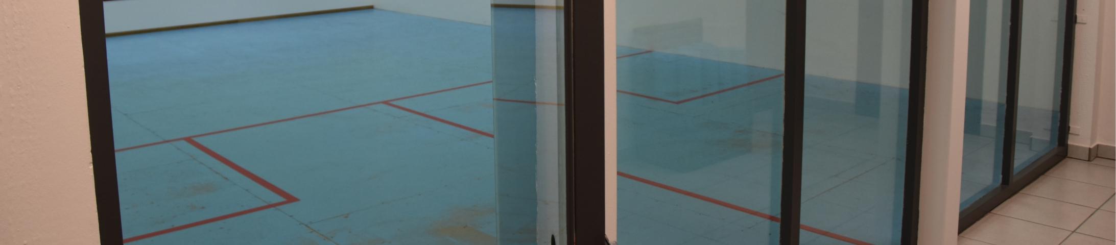«Premier sous sol» réouverture du Squash au Communal