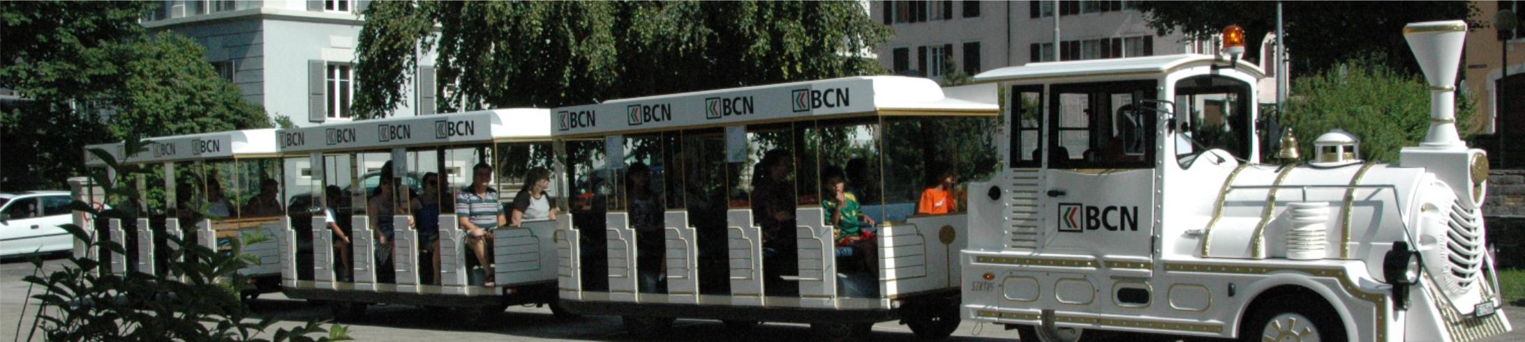 Le train touristique reprend du service